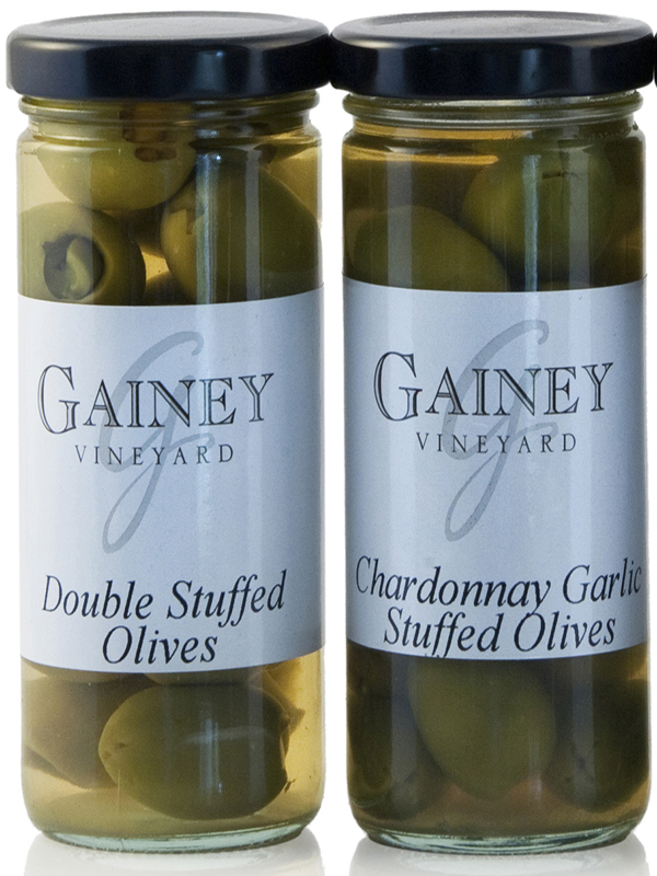 Double Stuffed Olives